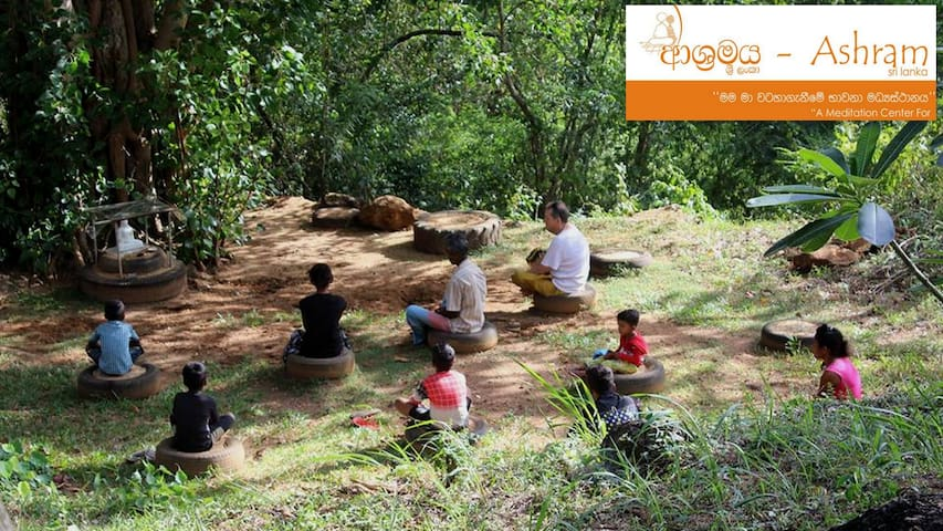 Yoga Retreat & Mediation - Ashram Sri Lanka