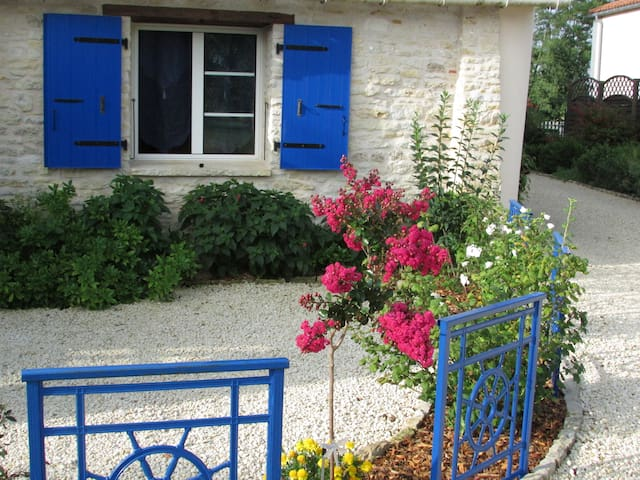 Chambre au coeur du marais poitevin - Damvix - ที่พักพร้อมอาหารเช้า