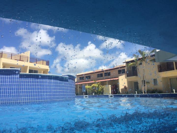 Condomínio Solar Água Apart Hotel 170