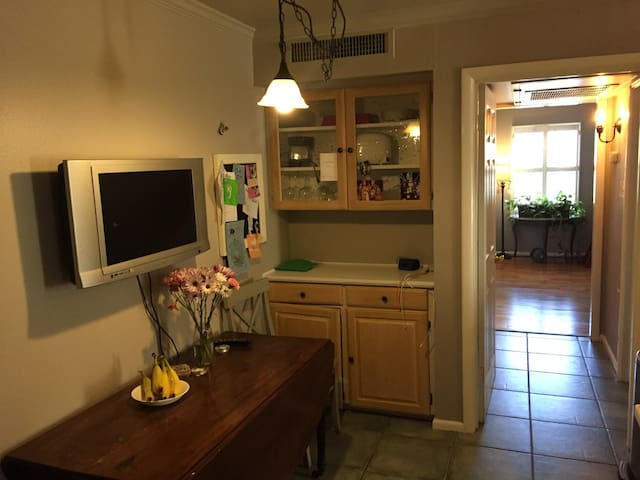 Highland Park Katy Trail One Bedroom/Bath Condo - Dallas