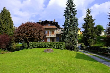Il Faggio Apartament  - Lake Como Mountain
