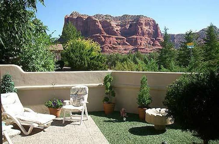 Casa Supai Retreat with Hotub - Sedona - Rumah