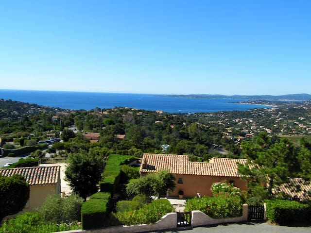 Superbe Appartement Vue Mer Panoramique Issambres