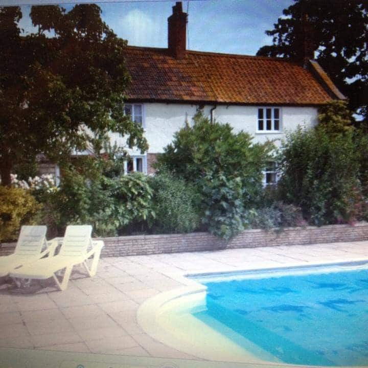 Quiet family farm in the heart of Somerset