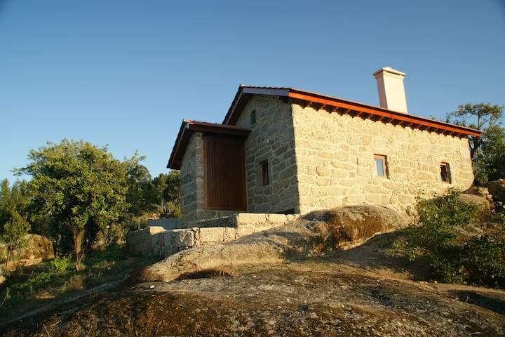 Casa da Fernanda - Póvoa de Midões - Blockhütte