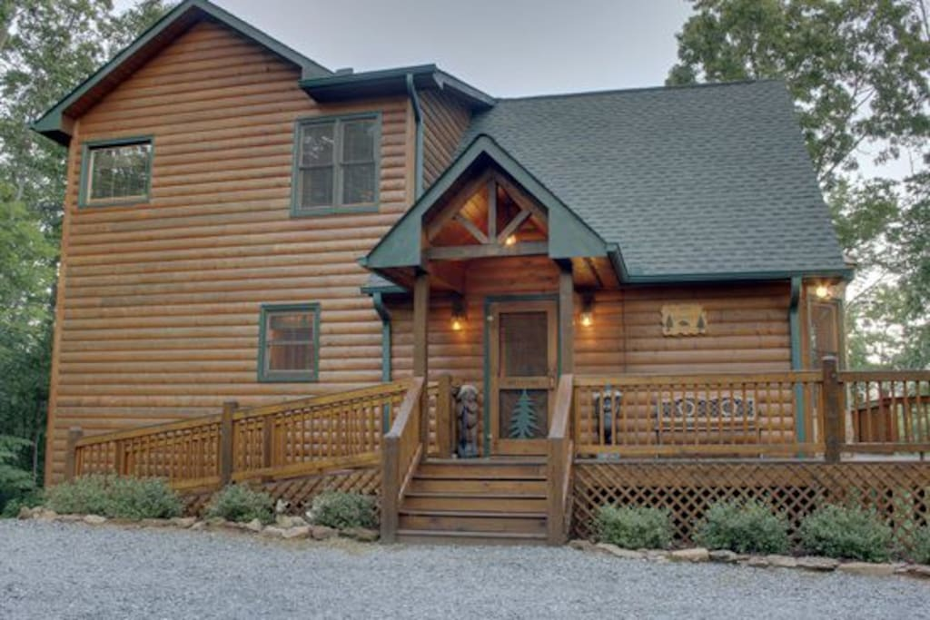 Mlc Mountain Tops Serenity Cabins For Rent In Blue Ridge