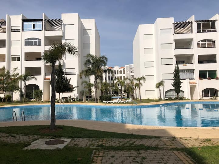 Beautiful Apartment Asilah Marina Golf