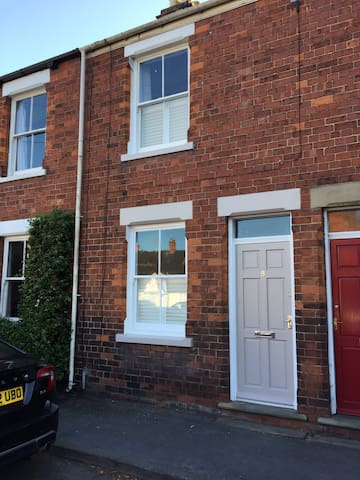Victorian Terraced House in the Centre of Beverley