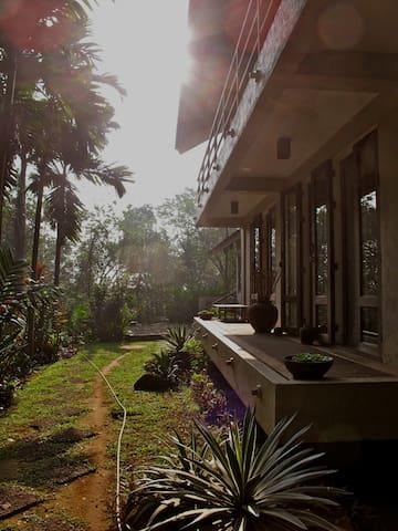Rustic Garden House in Morong, Rizal