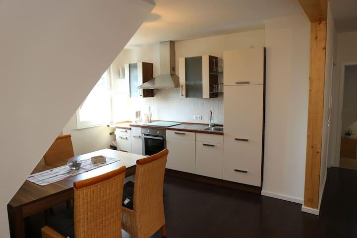 Moderne Wohnung im Stadtzentrum von Wissen (Sieg) - Wissen