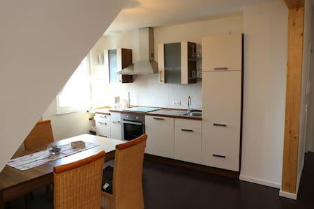 Moderne Wohnung im Stadtzentrum von Wissen (Sieg) - Apartament