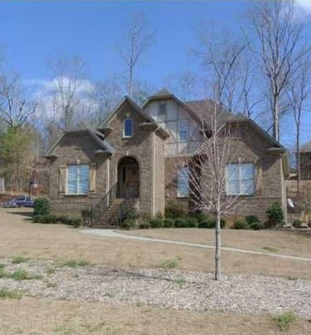 Birmingham  Lake Cosby home
