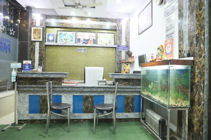 walk able Room from New Delhi railway station