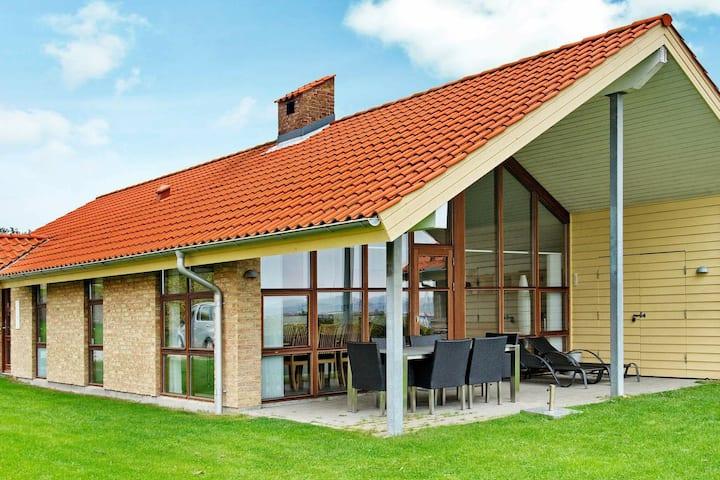 Grande maison de vacances avec jardin, barbecue à Egernsund