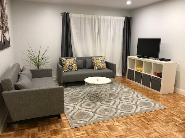 Chambre chaleureux