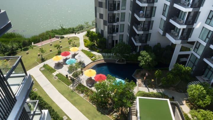 1 BR Antlia apartment in Cassia, Laguna Phuket