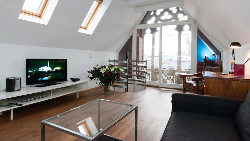 8_Large duplex apartment in Cologne - Cologne - Apartment
