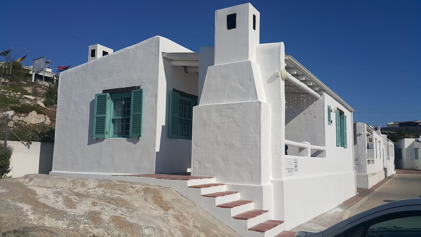 Bokkie in Paternoster - Self Catering - Paternoster - House