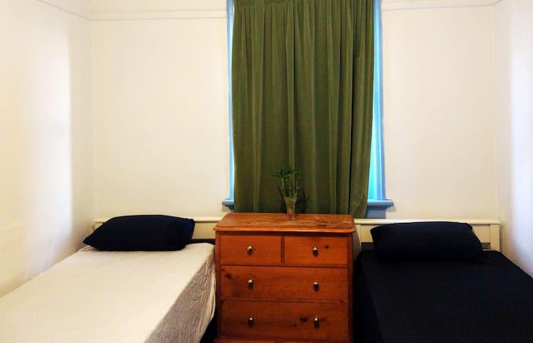 Central St Kilda Room. Transport, Shopping Easy. - Saint Kilda - Casa