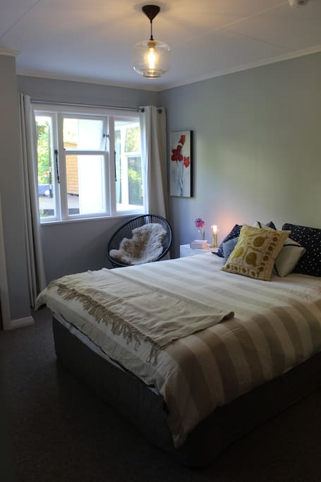 Your newly renovated bedroom