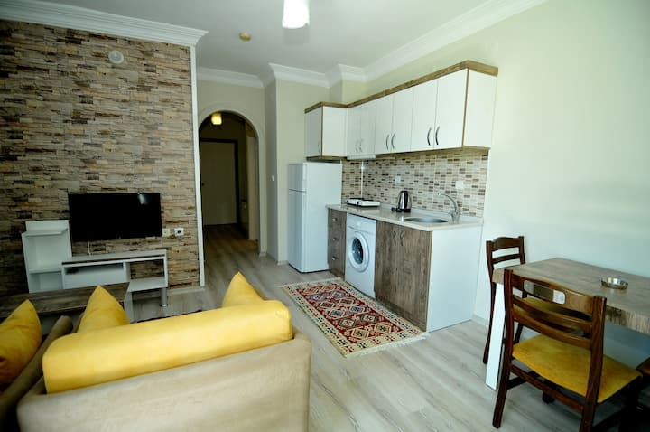 Cleopatra King Apart 2 room apartment for 4 people