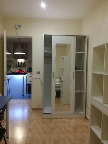 Preciosa habitación, piso reformado - Getafe - Apartament