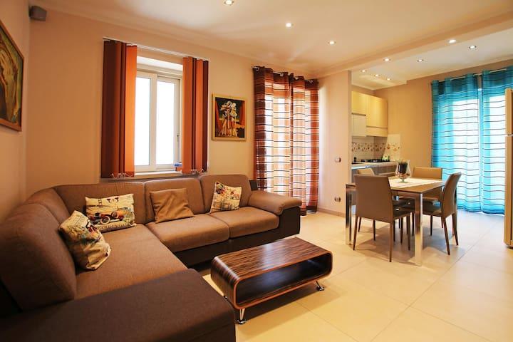 casa Breccia - Campofelice di Roccella - Apartment