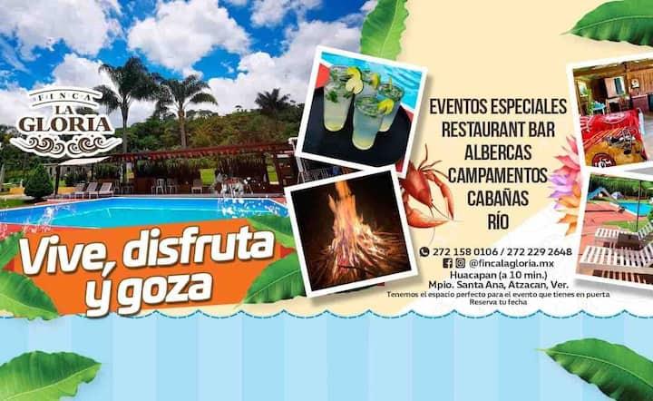 """""""Finca La Gloria"""" Vive, Disfruta y Goza! Welcome!"""
