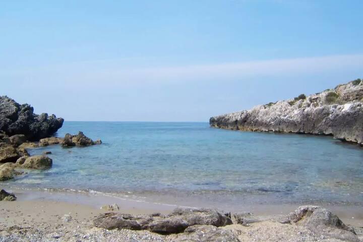 Relax nel Parco dei Fiori tra mare e natura