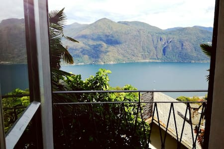New Opening! Panoramic balcony over the lake. - S.Agata (VB) - Wohnung