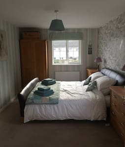Double bedroom with en suite - Probus - Casa