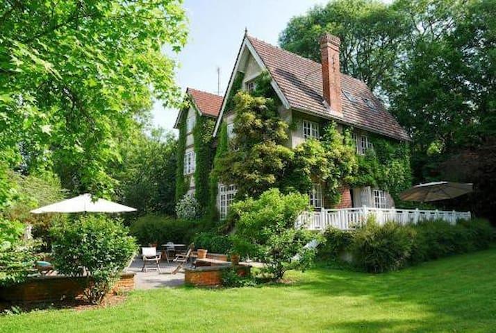 Saint-Aubin-sur-Scie: Charming house with garden