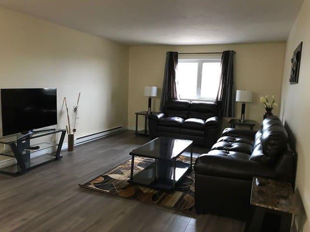 Downtown Dieppe - 2 bedrooms executive suite
