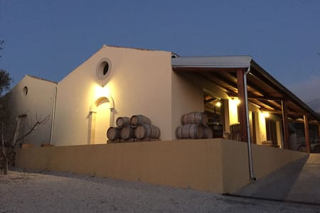 Pianogrillo Farm. Winery & evo Oil - Chiaramonte Gulfi