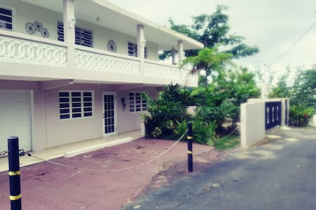 Peaceful Apt # 2 in the hill/Caguas