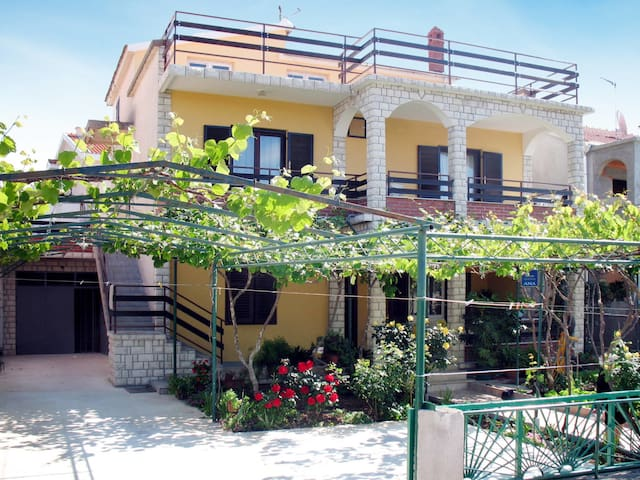 Apartment Haus Ana for 5 persons in Biograd