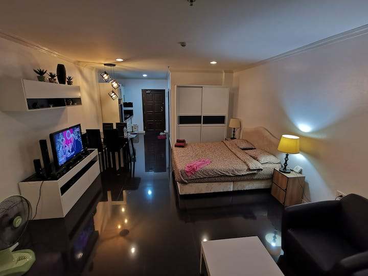 Best location condo room to relax in Pattaya