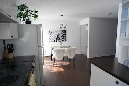 Bright/Clean Condo in the heart of Ottawa/Gatineau - Gatineau - Appartement