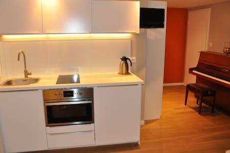 Studio confortable avec sauna, piano - Bischoffsheim - Apartment - 2