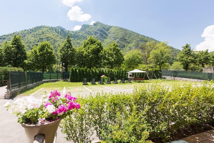 top 20 pieve di ledro vacation rentals, vacation homes & condo, Garten und Bauten