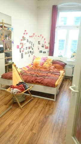 Gemütliches Zimmer in harmonischer Wg & super Lage - Magdeburg - Apartment