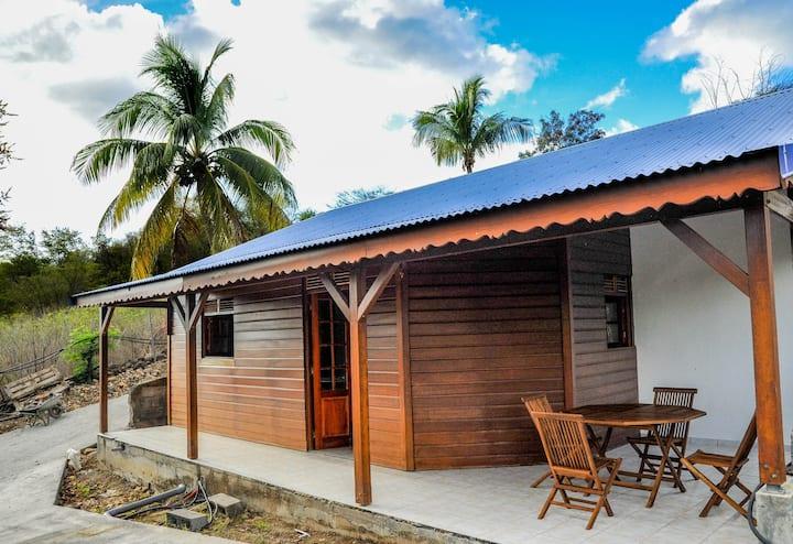 gîtes de l'étang bungalow numéro 2