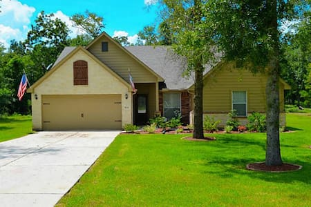Gorgeous Home with Country Setting - Conroe