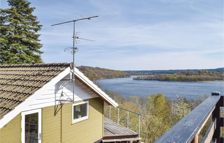 Holiday cottage with 3 bedrooms on 60m² in Silkeborg