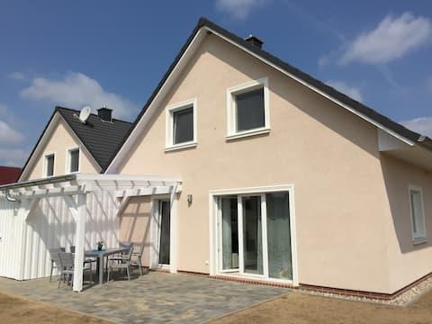 Ferienhaus Schwantje Mirow 14 a