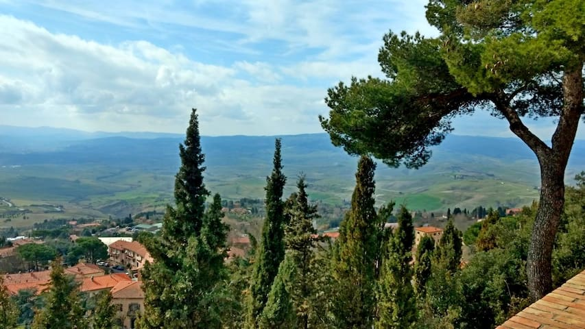 Tuscany - Romantic Getaway - Montecatini Val di Cecina - Appartement