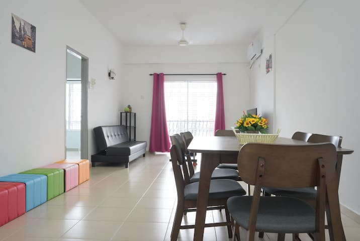 Comfortable home stay in Butterworth Penang