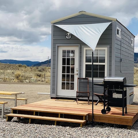 Meadow Loop Tiny Home at Trail and Hitch