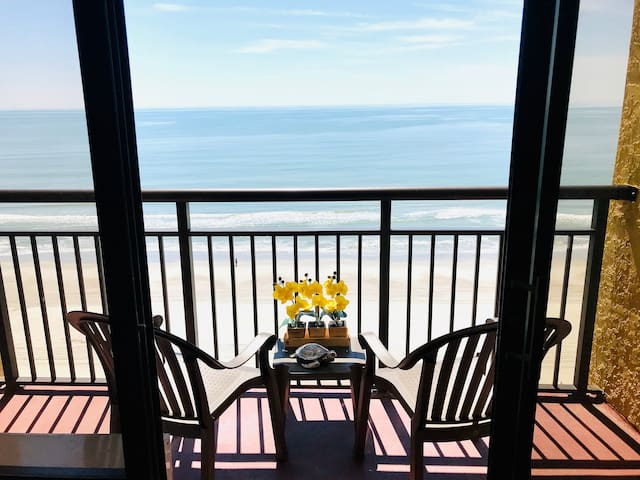 Remodeled Oceanfront 1 Bedroom/Booking Spring/WOW