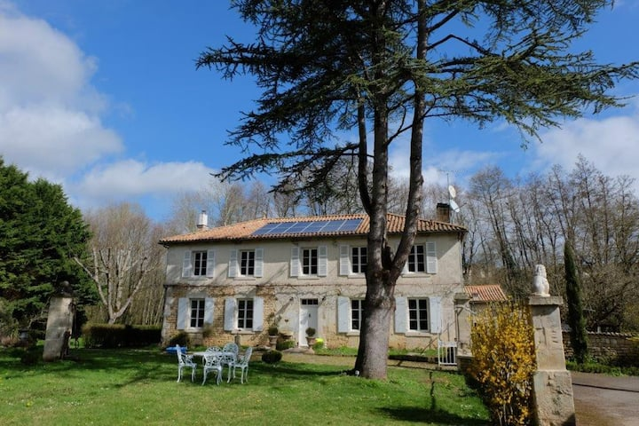 La Montignière,  maison de campagne